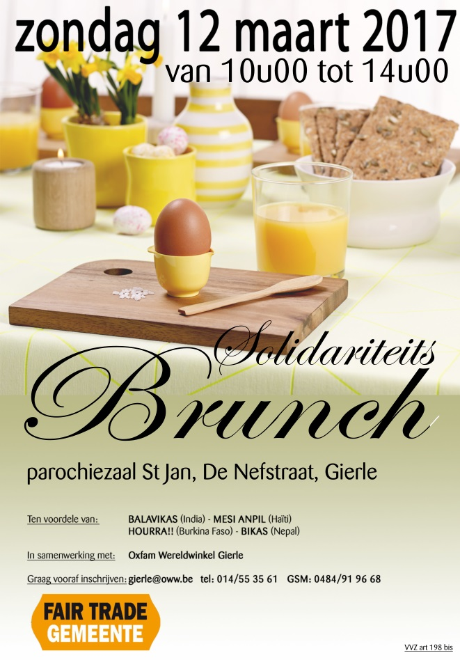 Brunch Gierle